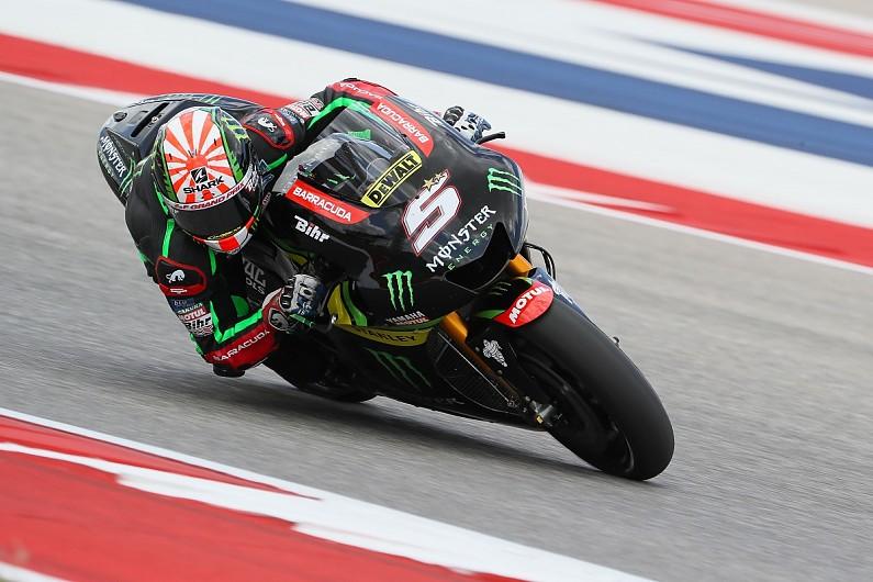 MotoGP champion Marquez defends Zarco's move on Rossi at Austin.... : All news - Autosport - howlDb