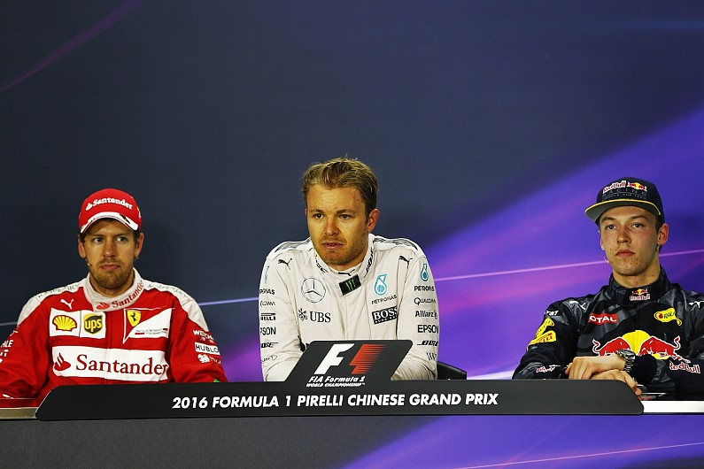 Chinese Gp Post Race Fia Press Conference Full Transcript
