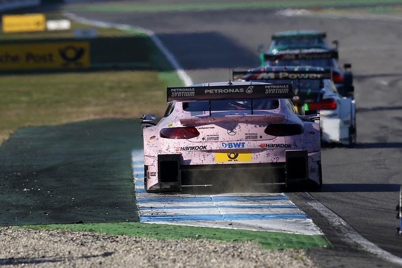 [DTM] 梅赛德斯公布参赛车手阵容