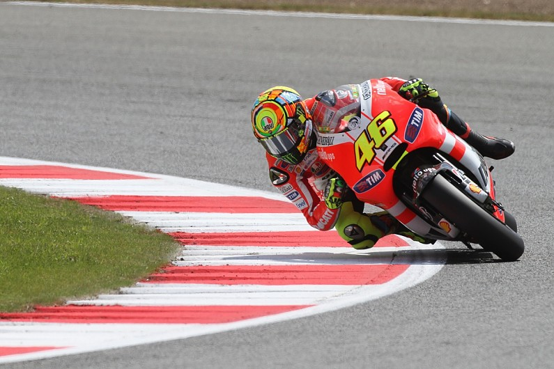 "Ducati/MotoGP rider relationship can be ""difficult"" – Rossi"