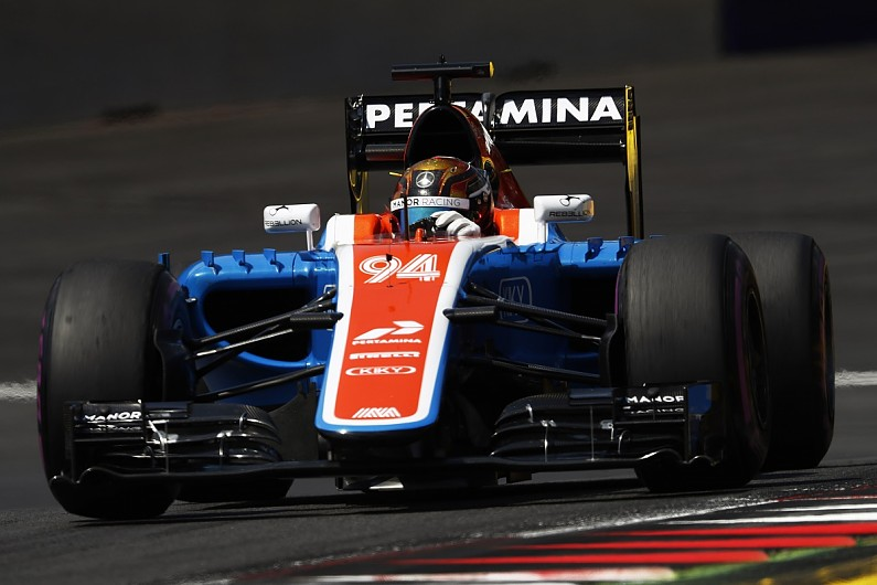What manor f1 driver switch means for mercedes 39 junior for Mercedes benz f1 drivers