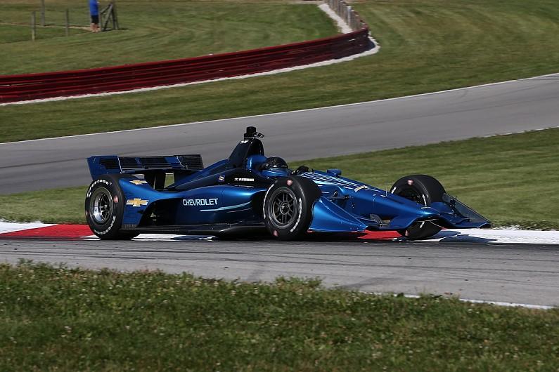 [IndyCar] 蒙托亚:2018款赛车更难驾驶