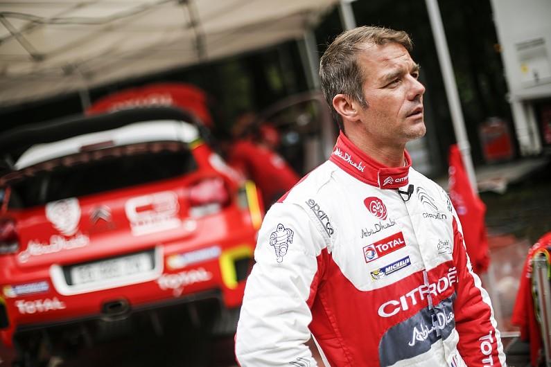 [WRC] 雪铁龙希望勒布在砂石路面再做测试