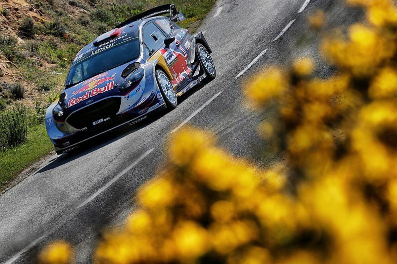 [WRC] M-Sport调查科西嘉岛拉力赛的机械故障