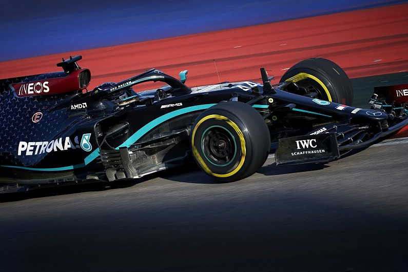 Lewis Hamilton on pole in Russia with Michael Schumacher's record in sight