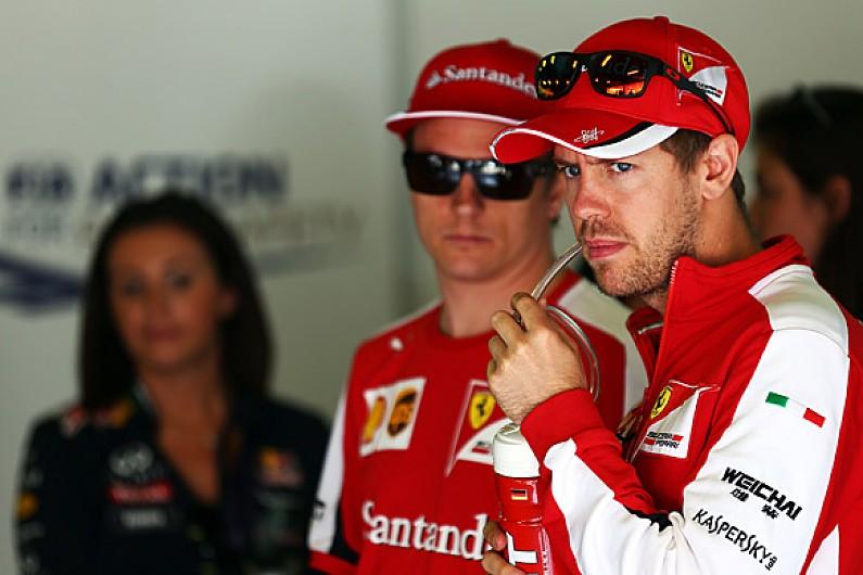 Sebastian Vettel Hopes Ferrari Keeps Kimi Raikkonen For F1