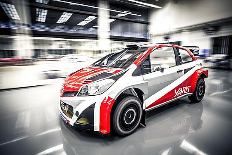Toyota Announces 2017 World Rally Championship Return With