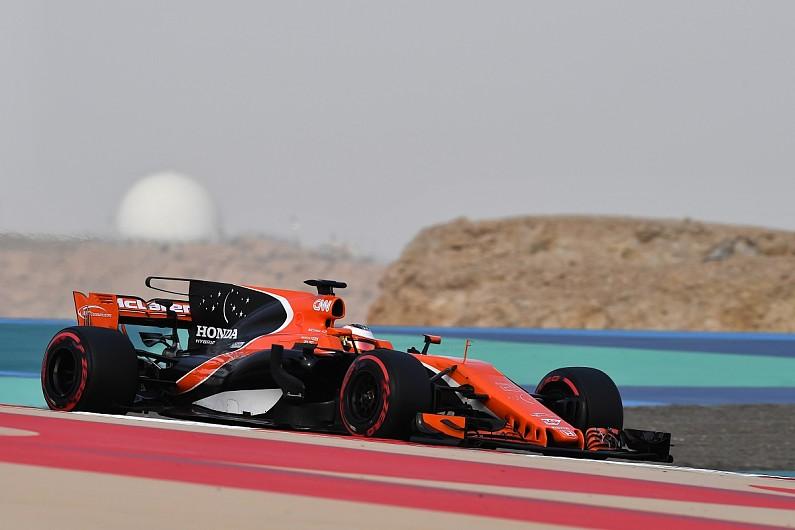 mclaren honda did pre season work in bahrain f1 test vandoorne f1 autosport. Black Bedroom Furniture Sets. Home Design Ideas
