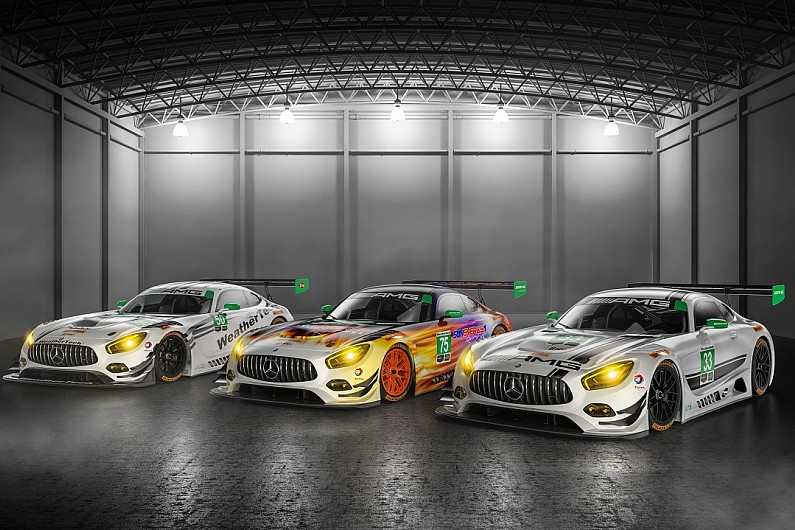 Mercedes-AMG to Debut in IMSA in 2017