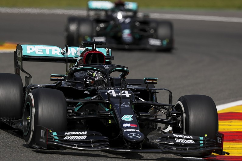 F1 Italian Grand Prix race results