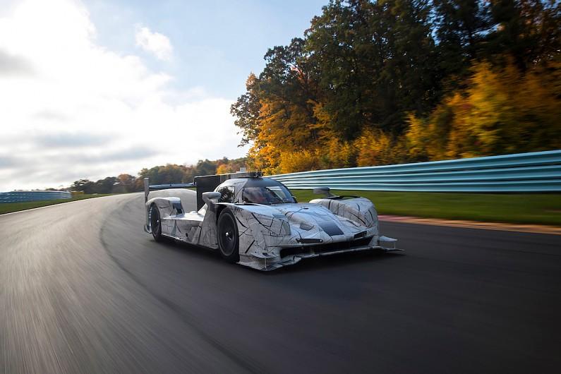 Cadillac reveals 2017 DPi-VR prototype for IMSA