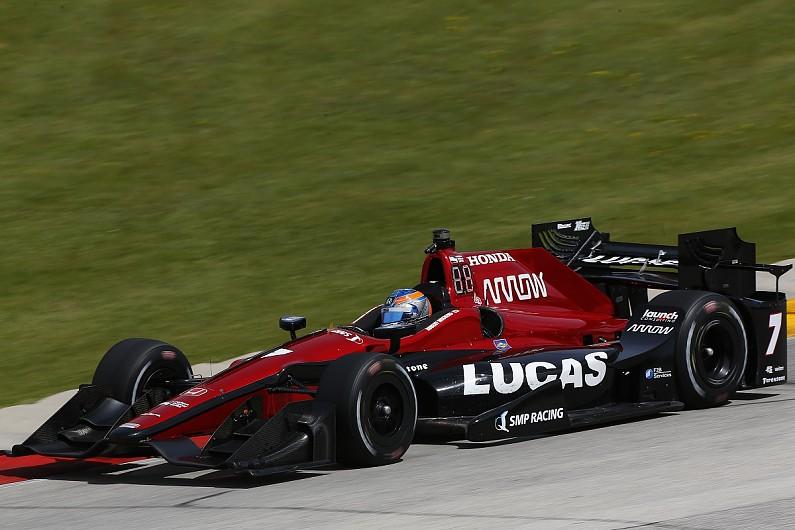[DTM] 威金斯强调IndyCar只是一站,重心仍是DTM