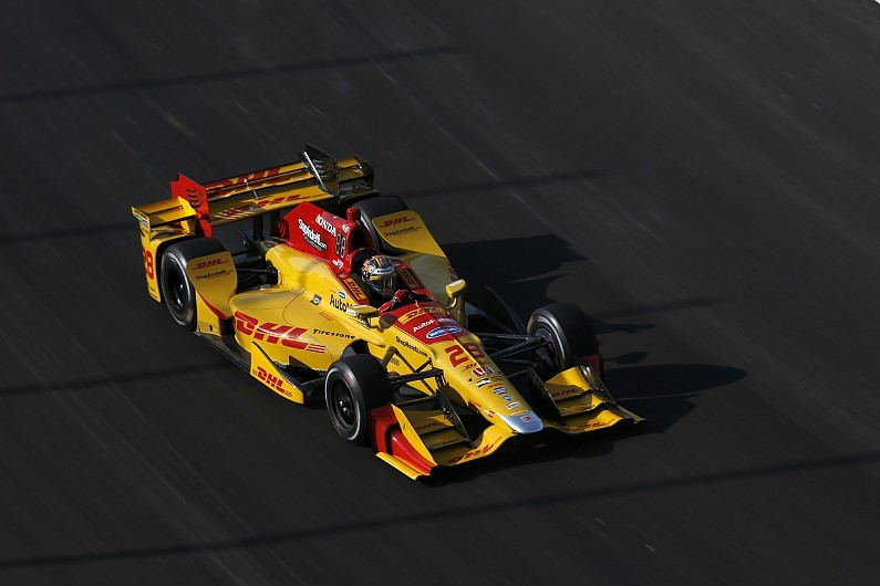 Alexander Rossi, Indy 500 champ in '16, returning to Andretti Autosport