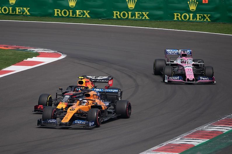 L'ingegnere orvietano Andrea Stella a capo della direzione corse della McLaren