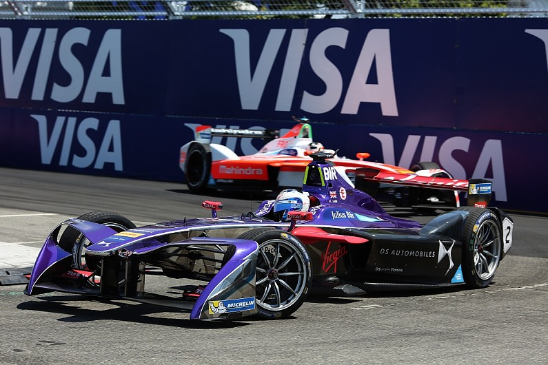 Audi stripped of first Formula E victory because of admin issue
