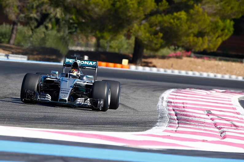 Mercedes Runs 2017 Formula 1 Spec For The First Time At