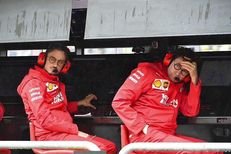 Ferrari committed to F1 after quit reports