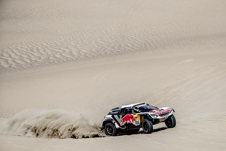 Dakar 2018: Brits ready for hardest race