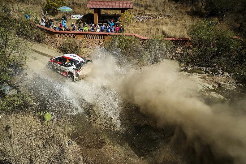 [WRC] 丰田计划在葡萄牙拉力赛三车参赛