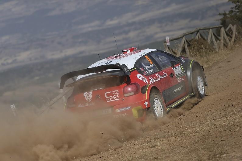 [WRC] 米克尔森:我可以和米克扭转雪铁龙的颓势