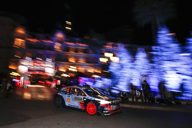 Spectator Involved In Crash On Very First Stage Of Rallye Monte Carlo
