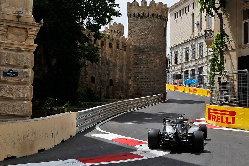 Lewis Hamilton F1 Drivers Criticising Baku Track Moan Too