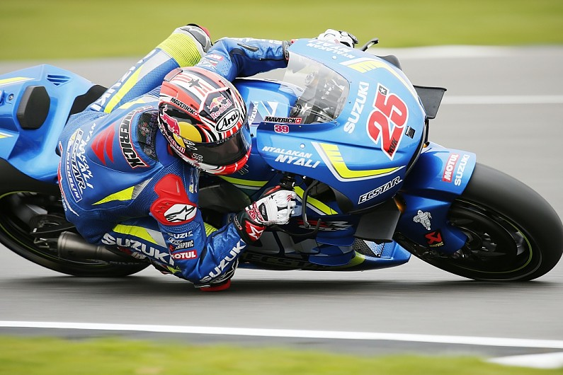 Vinales dominates at Silverstone for 1st Moto GP victory