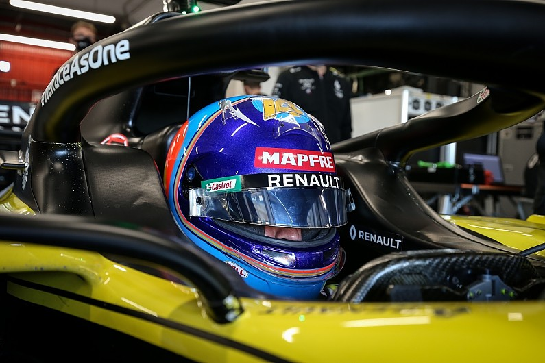 Fernando Alonso to conduct another Renault F1 test in Bahrain