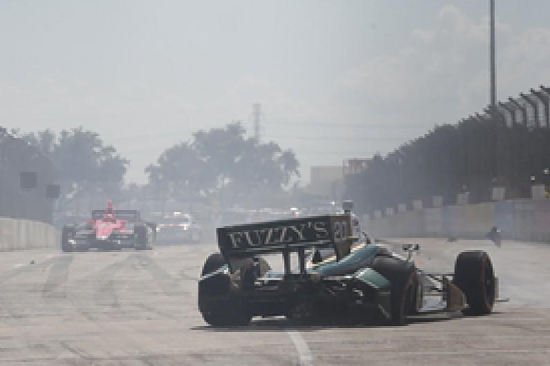Houston Indycar Scott Dixon 39 S Win Transforms Title Battle