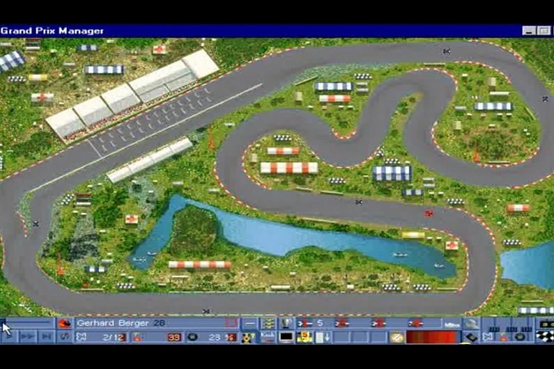 motorsport manager computer game announced for september 2016 other autosport. Black Bedroom Furniture Sets. Home Design Ideas