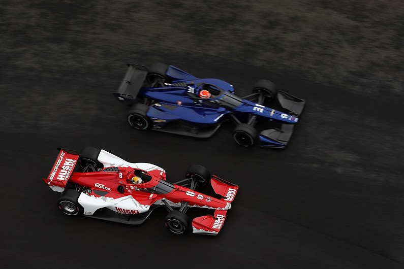 IndyCar embracing 'surreal' start to pandemic-delayed season at Texas