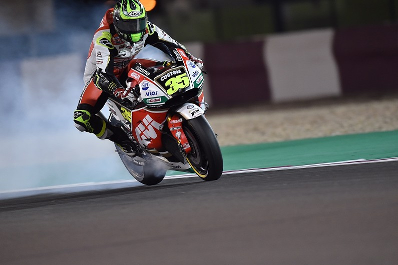 Cal Crutchlow 'rode shit' after early Qatar MotoGP practice issue.... : MotoGP news - Autosport ...