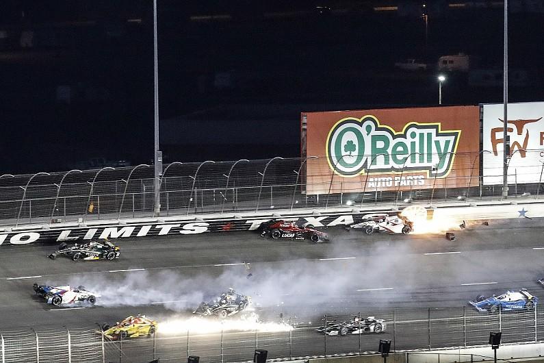 [IndyCar] Sebastien Bourdais:德州的比赛危及到了车手的生命