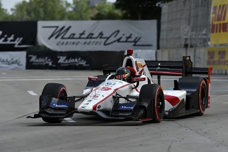 [IndyCar] 古铁雷斯落实Dale Coyne Racing车队合同