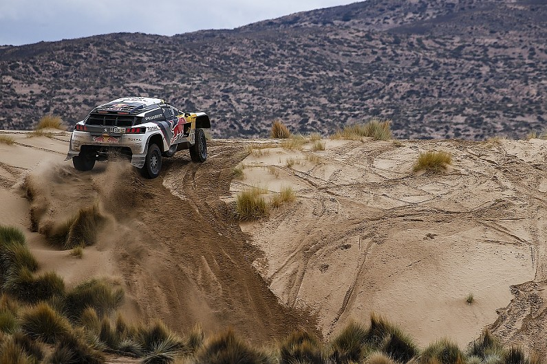 Stephane Peterhansel wins 13th Dakar title
