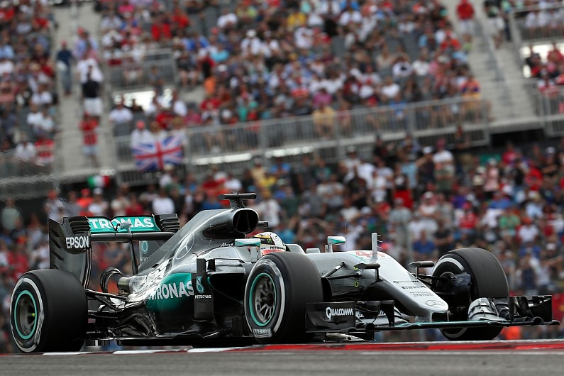 Hamilton cuts Rosberg's F1 lead with 50th win