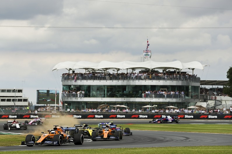 Silverstone boss hopes F1 can overcome quarantine issue