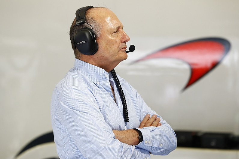 Dennis ends 37-year association with McLaren