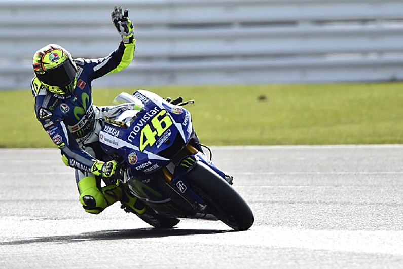 Valentino Rossi: 2015 wasn't my last MotoGP title chance ...