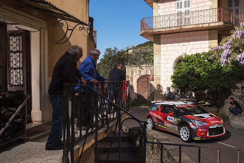 [WRC] 雪铁龙计划重新打造C3 R5拉力赛车