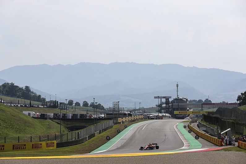 Tuscan GP red flagged on Lap 9 after two big crashes