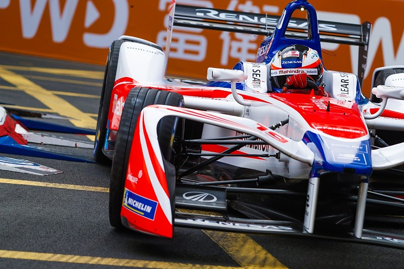 Rosenqvist inherits Formula E win after Abt disqualified