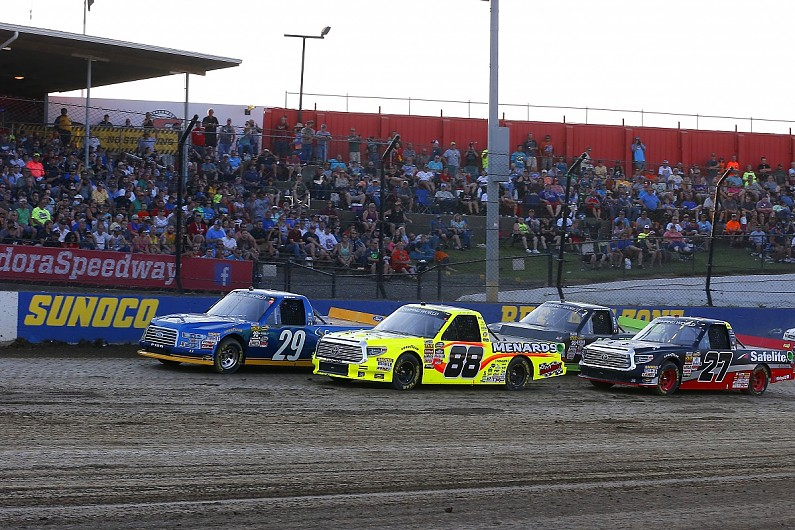 NASCAR Returns to Green-White-Checkered Finish Format