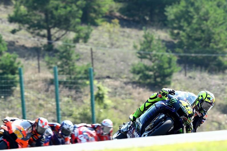 Czech MotoGP: Quartararo beats team-mate Morbidelli to top FP2 at Brno
