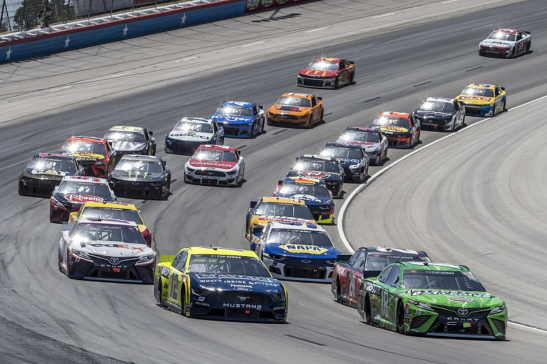 Dillon leads 1-2 Richard Childress Racing finish in NASCAR Cup race