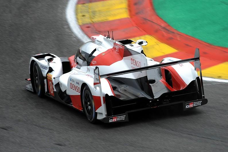 [WEC] 戴维森希望车队解释7号和8号赛车在斯帕中的速度差异