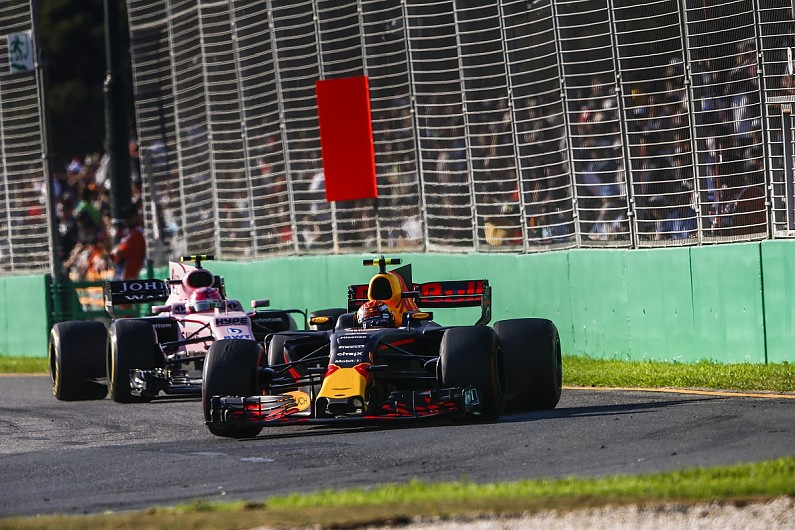 Daniel Ricciardo handed five-place grid drop for gearbox change
