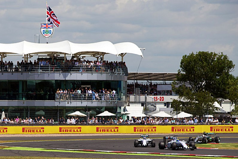 Silverstone Sale To Jaguar Land Rover Well Down The Road