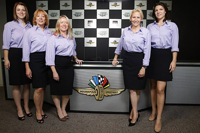 All Female Grace Autosport Team Launched For 2016