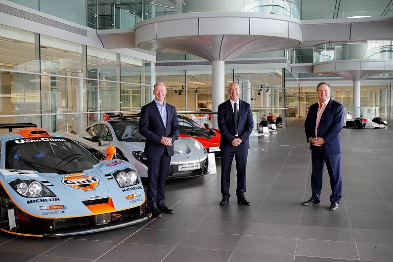 McLaren confirms new multi-year deal with Gulf